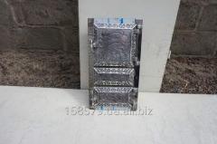 Дверца (ПР) спарка ( алюм. литье+мет.)...