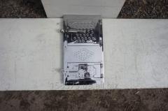 Дверца (ПР) нержавейка + мет. кухон. 420х205