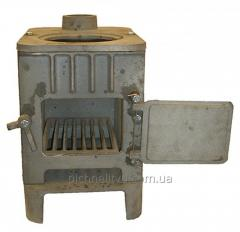 Oven iron casting. Potbelly stove cast iron 1-k (edge)
