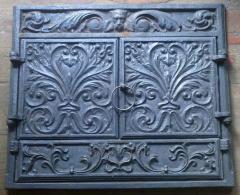 Портал каминный N2 (с дверцами)