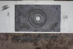 Плита (ЗБ-2) 1-камф. 410х710