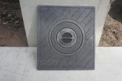 Плита (К) 1-к (320х360) 8кг