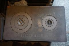 Plate (M) 2-hkamf. (400х700) earth No. 1