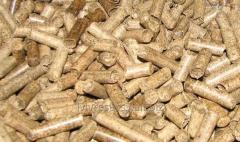 Pellets fuel of straw (Transportation of biofuel