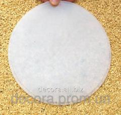 Platinum transparent silicone food platsil Art.