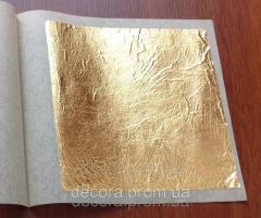 Gold leaf 24 carats