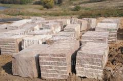 Blocks of the Ukrainian fields