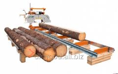 Band Sawmill NORWOOD LM29, 14hp (engine gasoline)