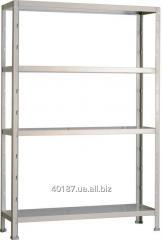 Metal rack for office of ES