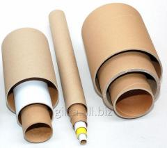The cylindrical cardboard disposable timbering