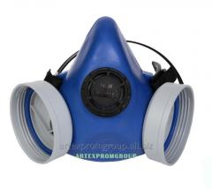 Half mask - a respirator NEW EURMASK 7400 (Italy)