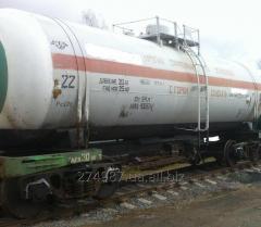Gas capacity 54m.kub