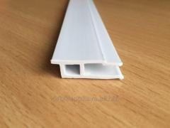 The PVC profile for stretch ceilings