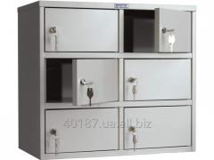 Individual case of the cashier of AMB-45/6