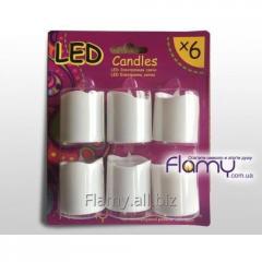 Candle electronic LED of Flami