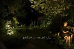 Systems of landscape lighting