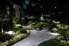Lighting devices garden