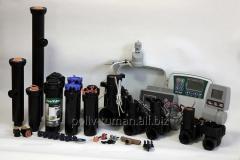 Accessories of drop watering