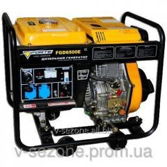 Diesel generator three-phase Forte FGD6500E3
