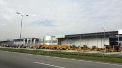 Строительство  промышленных объектов с учетом