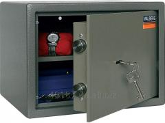 The safe for the house and office of Valberg ASM -
