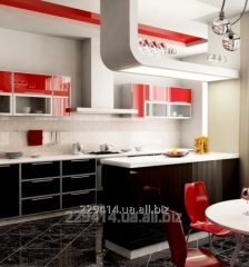 Acrylic kitchen to order. Kitchen from acryle