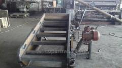 Conveyors of different types