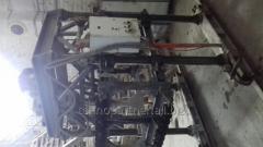 Scraper conveyors on production of foam concrete