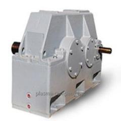 El reductor dosescalonado 1Ц2Н-450, 1Ц2Н-500