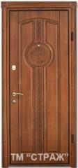 Doors of Guards model 59 patina