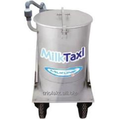 The mobile smeshivayushche-dosing Milk Taxi uni