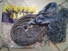 ANTI-fishing net, Finnish, for industrial fishing