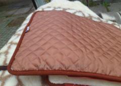 The envelope is woolen children's, 100 cm by