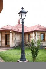 Column lantern S005