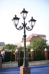 Column of lantern 3400 mm of S006