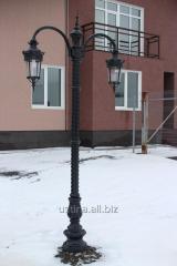 Column of lantern 2200 mm of S002