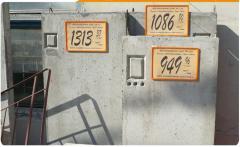 Блоки вентиляционные железобетонные в Киеве,