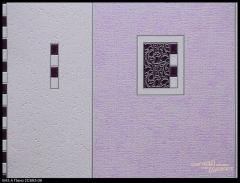 Novelties of wall-paper, Collection Expromt, B43,4