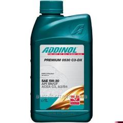ADDINOL 5W30 motor oil (1 l) Premium 0530 C3-DX