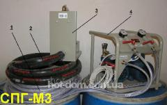 Special equipment for production of heaters