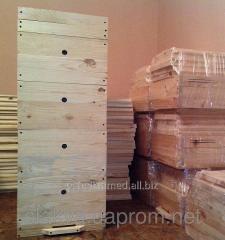 Multicase beehives (Rue)