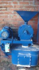 Самодельная зернодробилка-крупорушка, Оборудование зернообрабатывающее