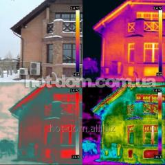 Thermal imagers for examination