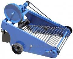 Kartofelekopatel is vibration conveyor