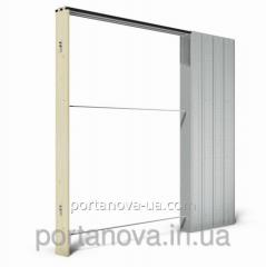 Sliding system of doors Parallel Case