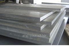 Plate aluminum 2024 T351 16х1520х3020 mm
