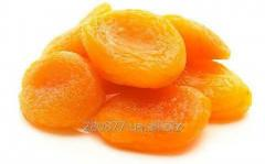 Dried apricots of 12,5 kg