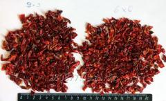 Red paprika flakes 9х9