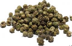 Pepper green peas