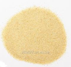 Garlic granule 40х60
